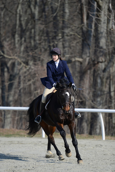 Rider: Rosalie Purvis<br /> Horse: Classified<br /> School: Sweet Briar College