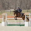 Rider: Victoria Eisenmann<br /> Horse: Nightlight<br /> School: Sweet Briar College