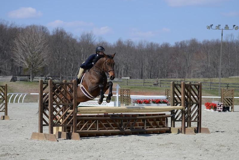 Rider: Taylor Rose<br /> Horse: Arsenik<br /> School: Bridgewater College