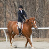 Rider: Annabel Voorhees<br /> Horse: Mel<br /> School: Sweet Briar College