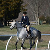 Rider: Julia Bayliss<br /> Horse: Silver Tie<br /> School: Sweet Briar College