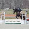 Rider: Melanie Rinehart<br /> Horse: Root<br /> School: Sweet Briar College