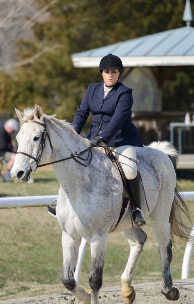 Rider: Samanatha Connolly<br /> Horse: Cassini<br /> School: Sweet Briar College