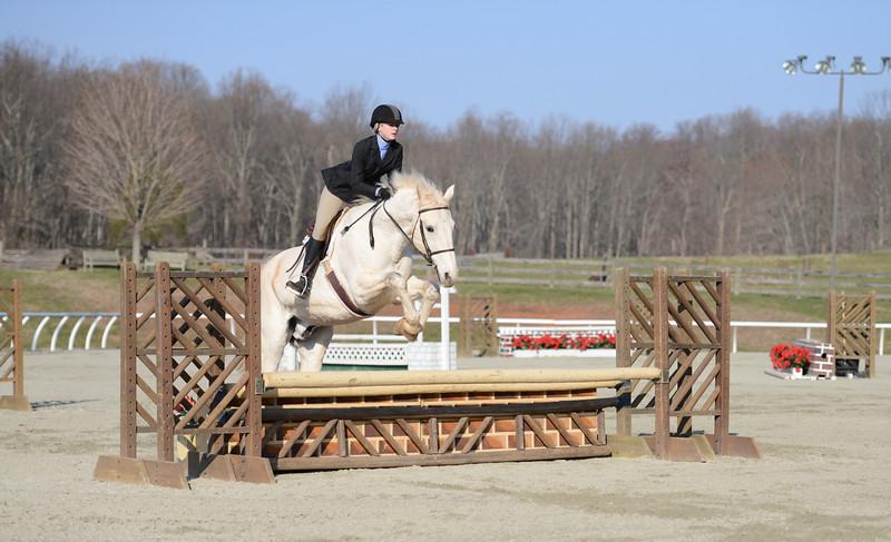Rider: Katie Bitting<br /> Horse: Prestige<br /> School: Sweet Briar College