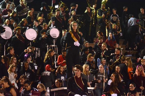 Spring Hill High School Band 2017