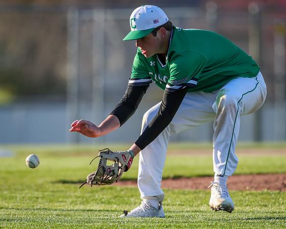Bethany vs Concord HS Baseball
