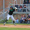 Wawasee's Kameron Salazar prepares for a pitch in the batter's box during Friday's game against NorthWood at NorthWood High School in Nappanee.