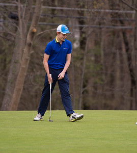 Boys' Junior Varsity Golf vs Kingswood-Oxford & Choate