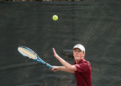 Boys' JV Tennis vs Salisbury