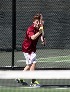 Boys' Thirds Tennis v Salisbury