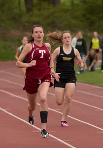 Girls' Varsity Track vs Convent of the Sacred Heart and Greenwich Academy