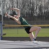 Wawasee's Nondus Brown clears the bar during a high jump attempt Tuesday in Syracuse.