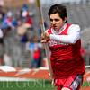 JAY YOUNG | THE GOSHEN NEWS<br /> Goshen's Lucas De Moya charges down the runway while competing in the pole vault during the 75th running of the Goshen Relays Saturday at Goshen High School.