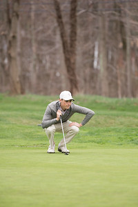 Boys' Varsity Golf v Deerfield