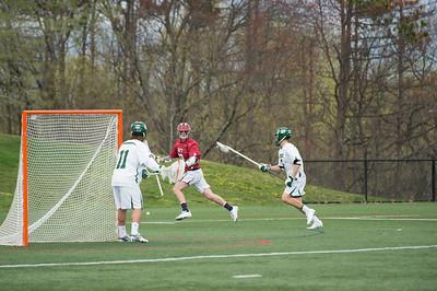 Boys' Varsity Lacrosse v Deerfield