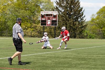 Boys' Varsity Lacrosse v Albany Academy