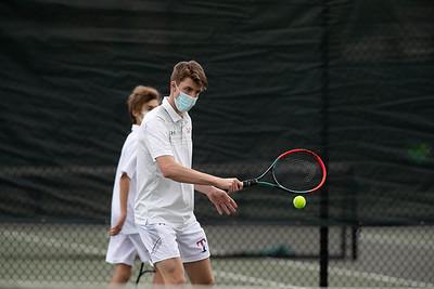 Boys' Varsity Tennis v Choate