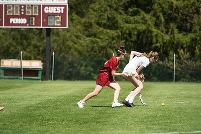 Girls' JV Lacrosse v Choate