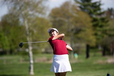 Girls' Varsity Golf