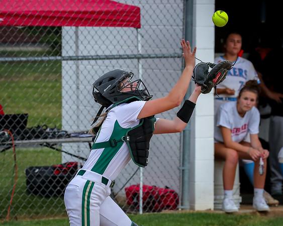 Wawasee vs Lakeland Girls Softball