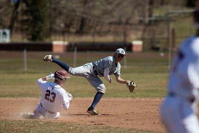 Varsity Baseball v Hotchkiss