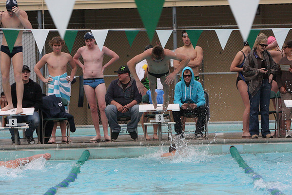 Reedley High Swimming
