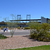 Salt River Fields, A's @ Rockies, Saturday, March 8, 2014