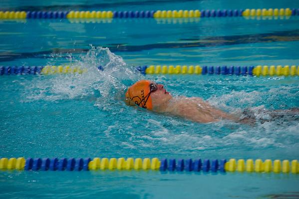 Springdale Swim Scrimmage Cornell