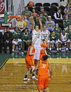Baylor against OSU.