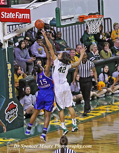 This was the shot-block that put Brittney Griner in second place for the most blocks in the history of women's basketball. I hope it won't be long till she becomes #1.