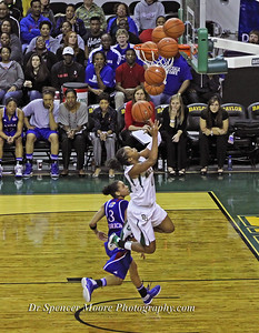 Odyssey Sims is a force to recon with. If you have the ball, then she'll take it from you every time she gets a chance. Here's another stole ball with a successful lay-up.