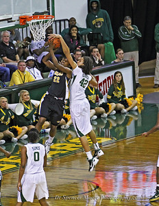 Another great block shot from Brittney Griner against Missouri.