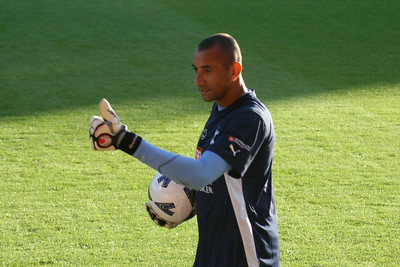 Spurs pre-season friendly against Leyton Orient, 2008