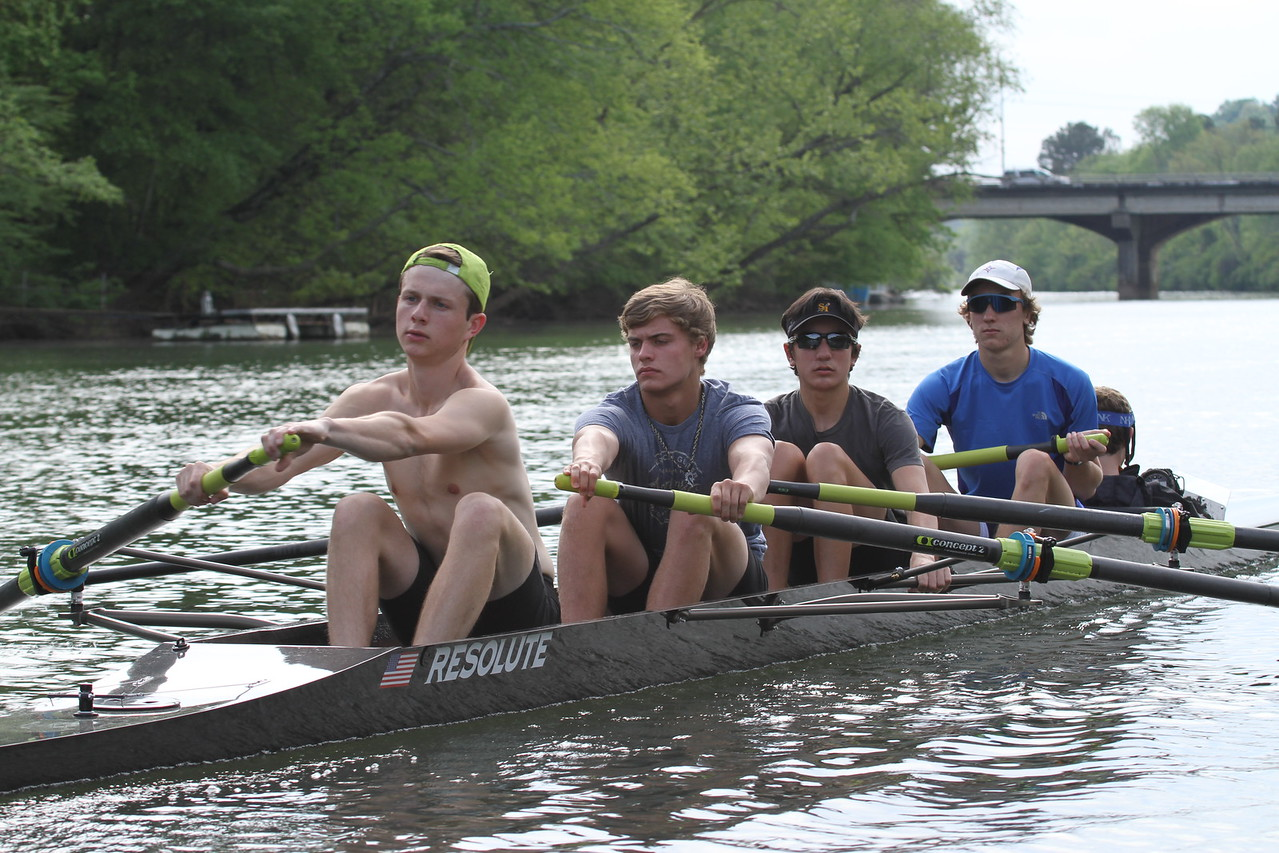 St. Andrew Rowing Club Update