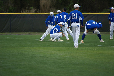 steve's st. andrews presbyterian team vs. barton college...( #26 is lambo)""
