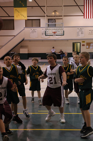 "St. A's ""B"" team vs St. Rita's"
