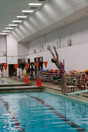 St Charles East Diving - College Events