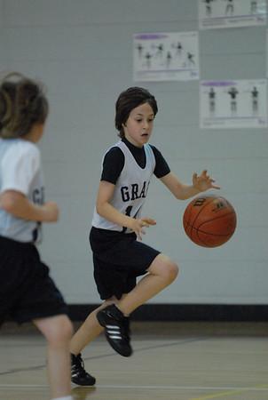 St. Francis basketball - 02/16/2008