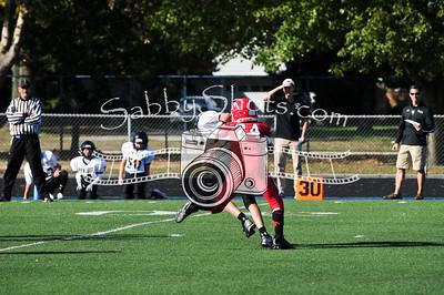 JV vs  Ann Arbor -75