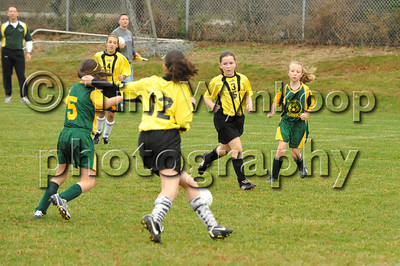 St. Janes vs Bethlehem Township, 10/24/2009: Photo by: Tim Wynkoop