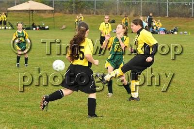 St. Janes vs Bethlehem Township, 10/24/2009: Photo by: Tim Wynkoop