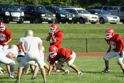 Shepard Hill & NewBedford Scrimmages