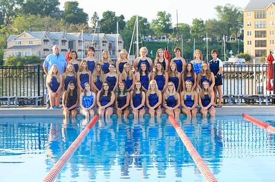2021 St Joseph HS Swim Team 9289 2