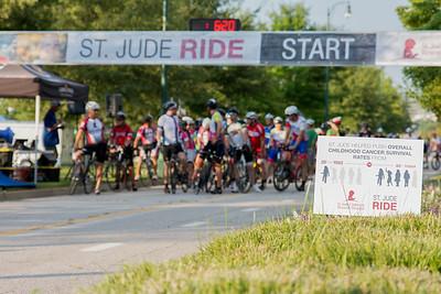 St. Jude 24 Hour Bike Ride 2014