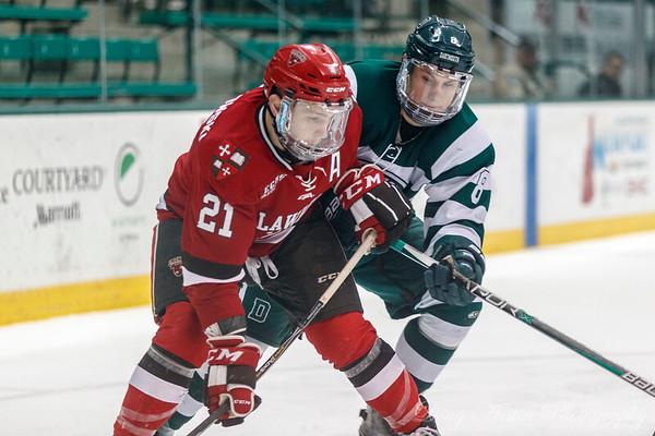 St Lawrence vs Dartmouth Men's Hockey Playoff