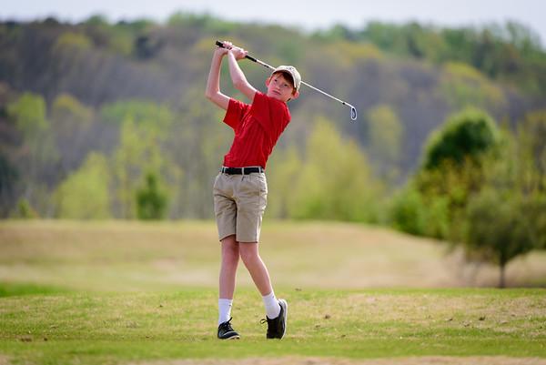 St. Martin's Golf Action