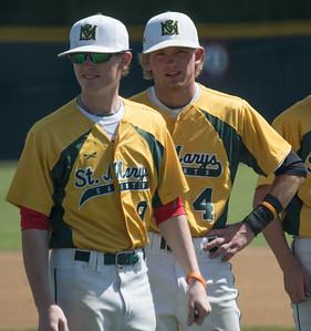 St Mary's Saints baseball; Matt Masciadrelli, Jack Masciadrelli