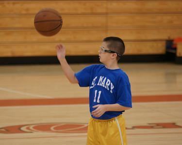 St Marys Basketball