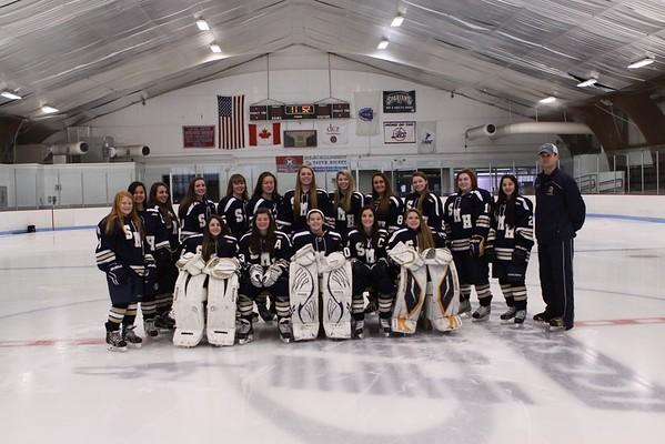 St. Mary's Team 2014 -2015