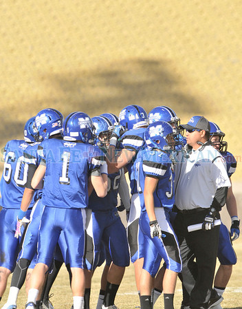 St. Michael's Class AAA NM state football Championship